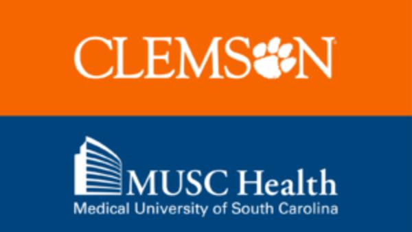 Clemson, MUSC Health Medical University of South Carolina