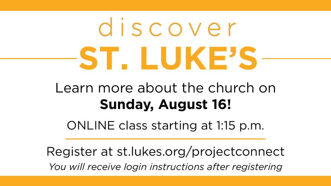 Discover registration link