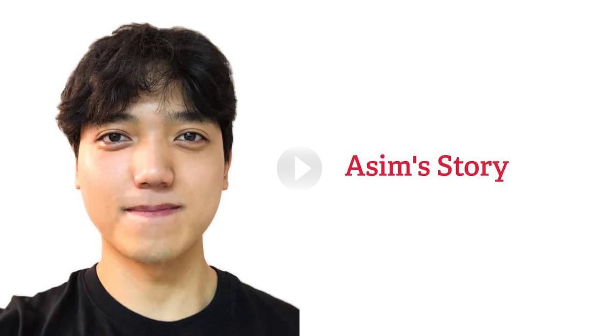 Asim's story