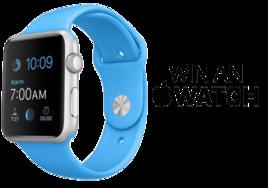 Win an Apple Watch promo