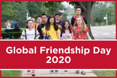 Global Friendship Day 2020
