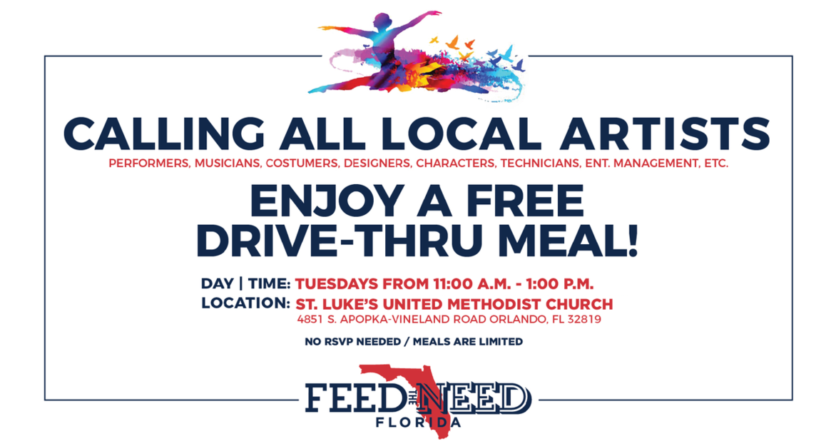 Feed the Need Facebook event page