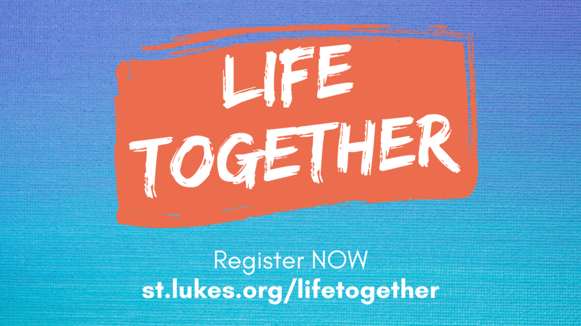 Life Together wordpress page
