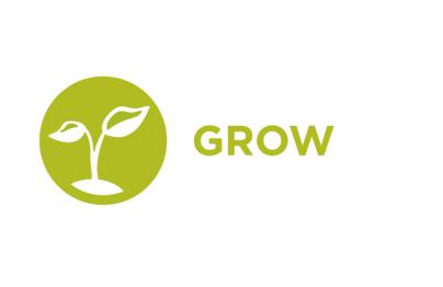 Grow webpage