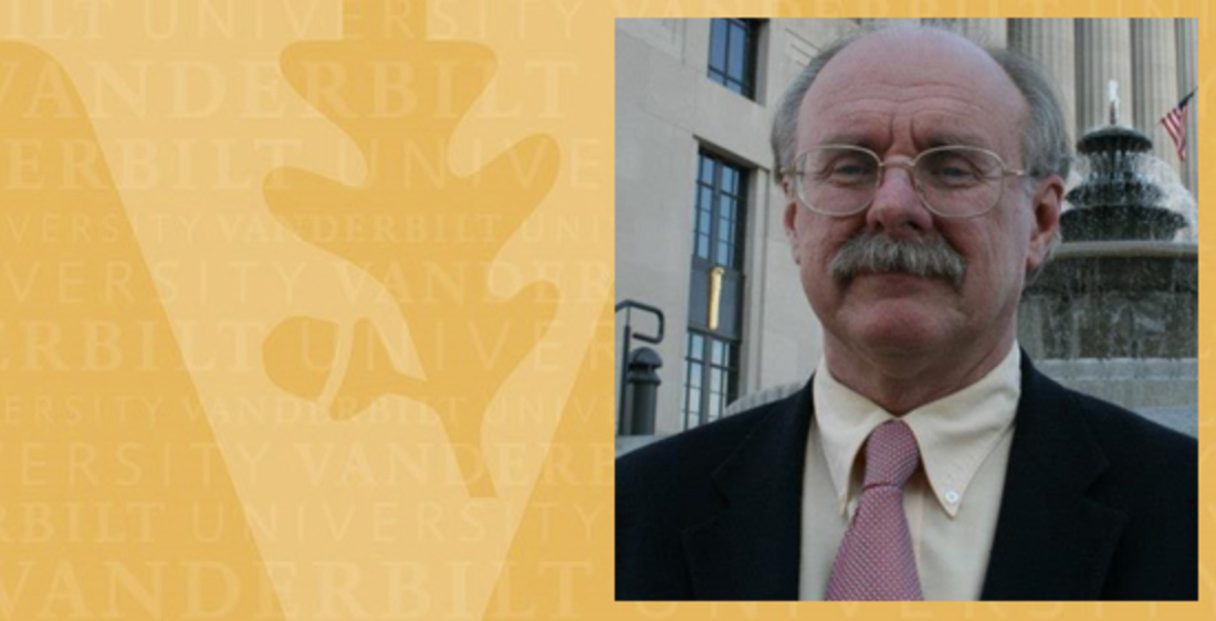 Russ Overby '74 retires from distinguished career of public service at Legal Aid Society and Tennessee Justice Center