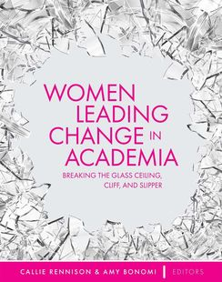 Women Leading Change in Academia - book cover
