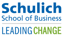 Schulich School of Business | Leading Change logo
