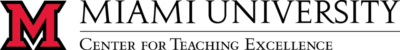 Center for Teaching Excellence Logo