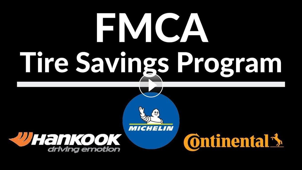 FMCA Tire Savings Program Video