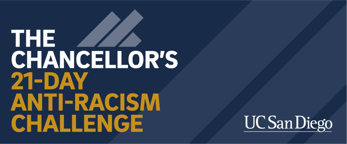 Chancellor's 21-Day Ant-Racism Challenge