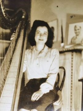 Ruth Kliger, long-time Home Delivery patron & library lover
