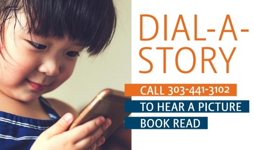 Dial-a-Story & Virtual Storytimes