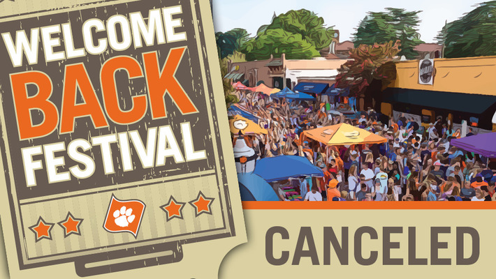 Welcome Back Festival Cancelled