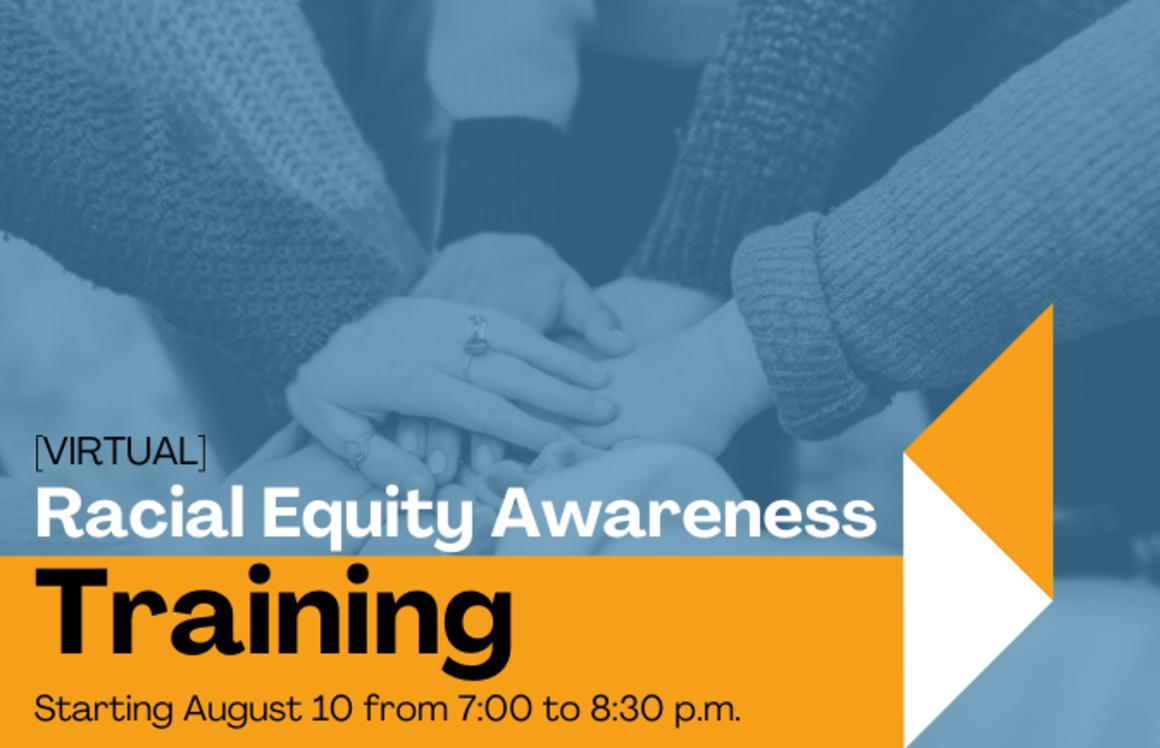 Racial Equity Training registration link