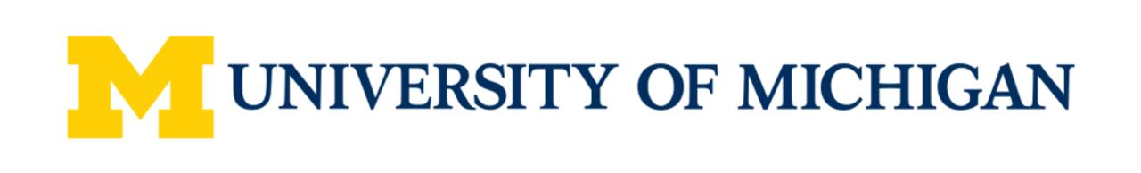 University of Michigan Banner
