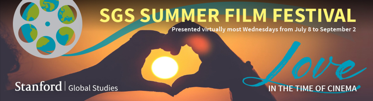 SGS Summer Film Festival. Presented virtually most Wednesdays from July 8 to September 2.