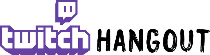 Twitch Hangout Logo