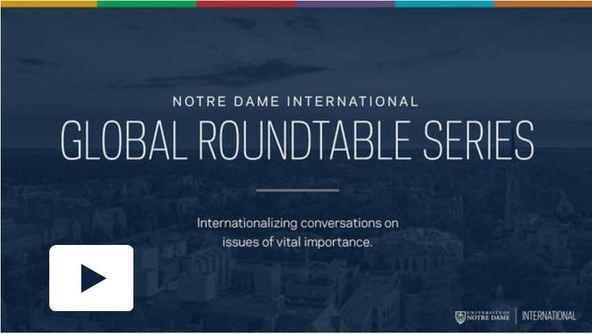 NDI Global Roundtable Series