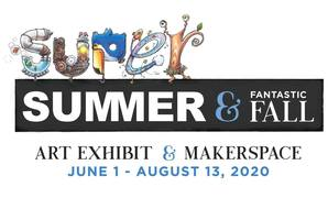 Lighthouse ArtCenter's Super Summer & Fantastic Fall Exhibit