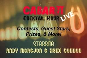 ACT Studio Theatre Virtual Cabaret Cocktail Hour