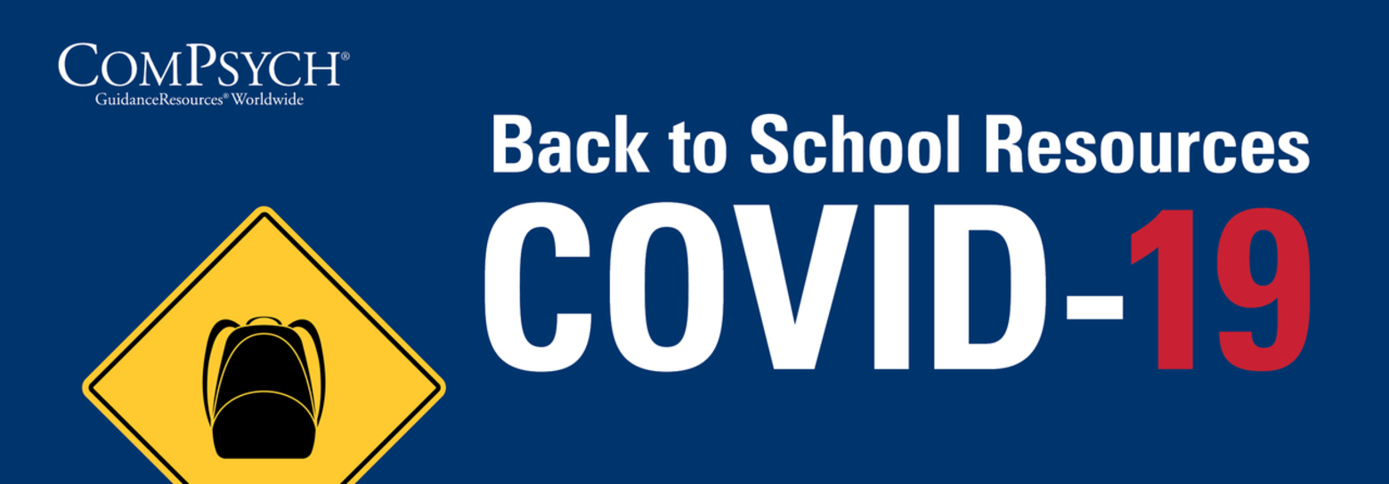 Back to School Resources COVID-19