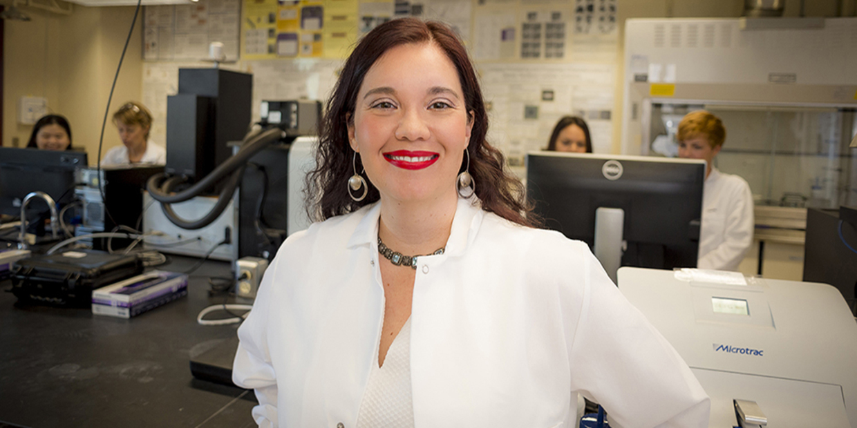 Professor Olivia Graeve