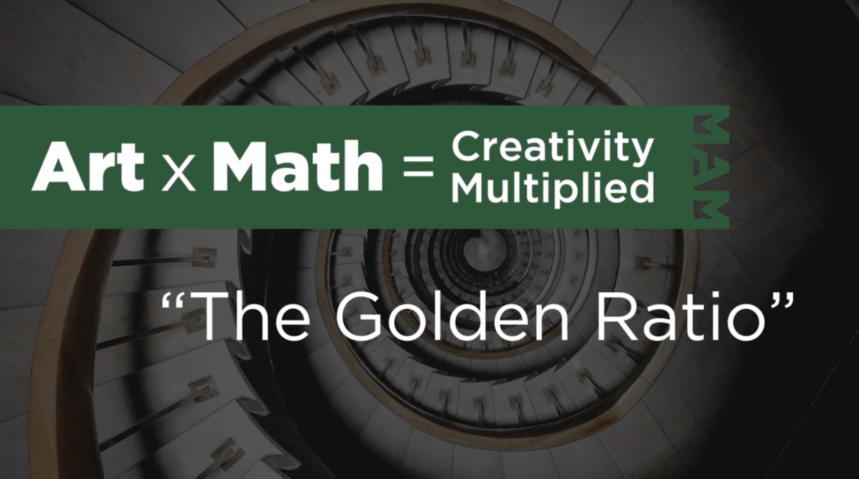 Art x Math = Creativity Multiplied