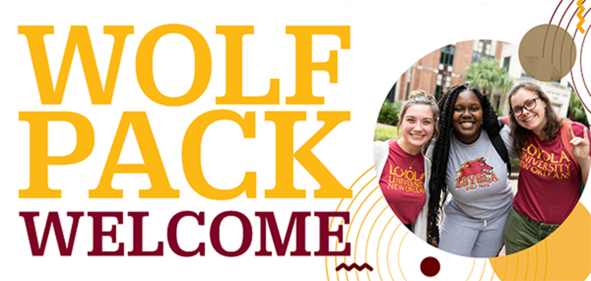 Wolf Pack Welcome