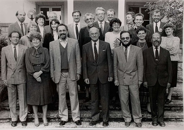 Complete 1988-89 MUDEC Faculty and Staff