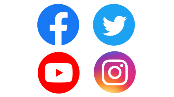 Connected icon: click here to visit the college's social media directory