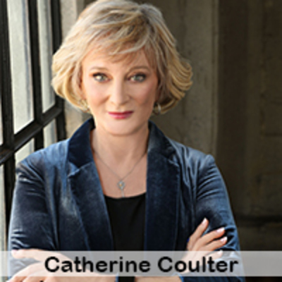 Catherine Coulter portrait