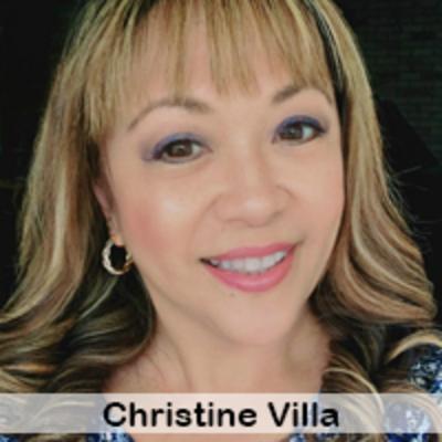 Christine Villa portrait