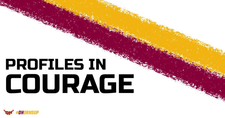 Athletic Alumni: Profiles in Courage