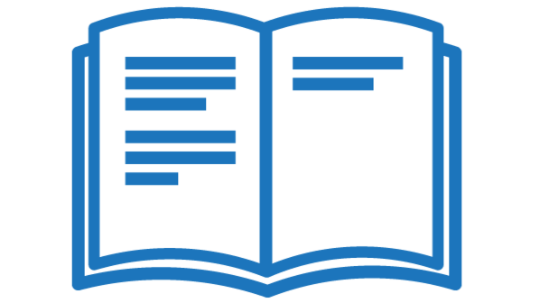 Textbook icon: click here to access the Bookstore online