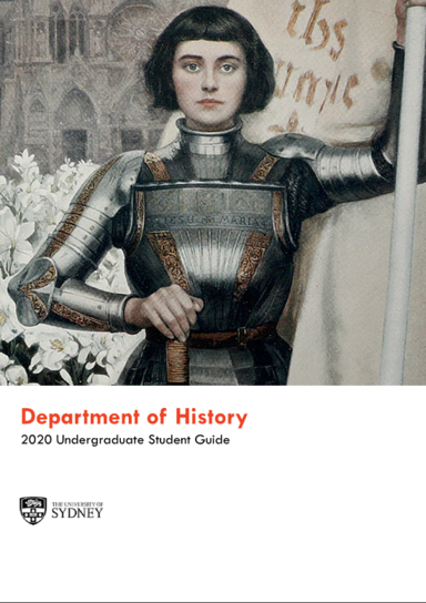 Department of History (Updated)