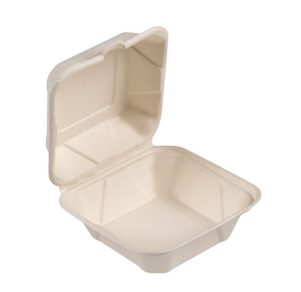 Photo of compostable container