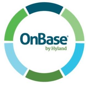 decorative image: OnBase logo