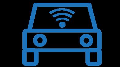 Parking Lot WiFi icon