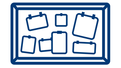Student Activities Icon Button