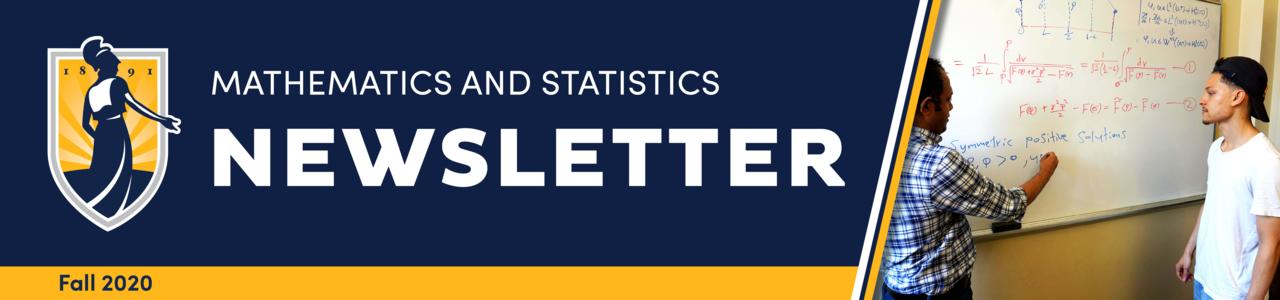 Math Newsletter Email Header