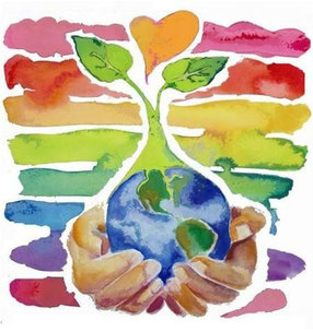 """""""We must be the change we wish to see in the world."""" Mahatma Gandhi"""