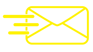 Email and Digital Communication icon
