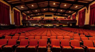 Interior of Margaret Williams Theatre
