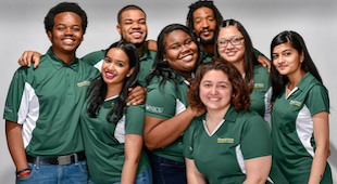 Group of NJCU Orientation Leaders