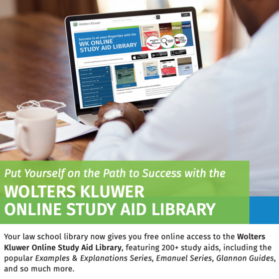 Wolters Kluwer Online Study Aid Library