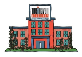 The Haven At College Website