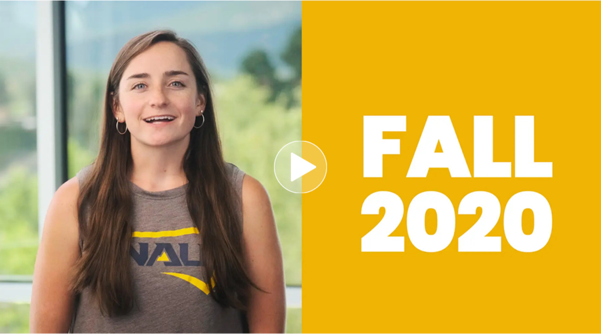 Return to Campus (Fall 2020) Video