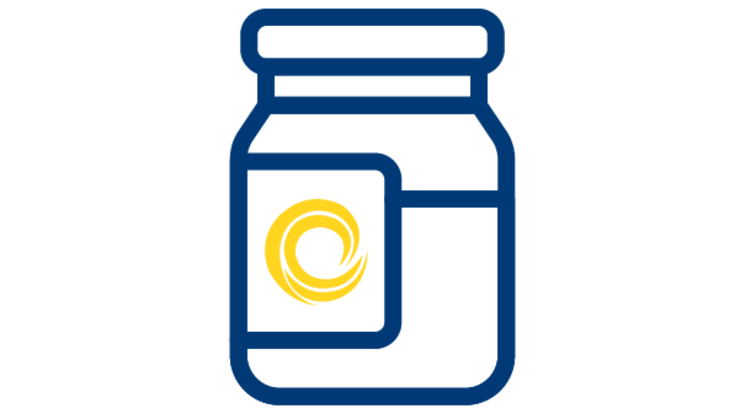 Cypress College food pantry icon