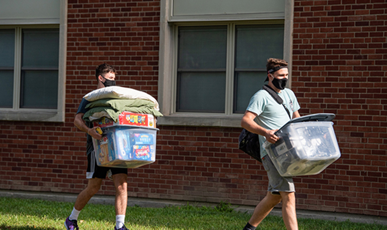 SUNY New Paltz welcomes first new student class since COVID-19 outbreak