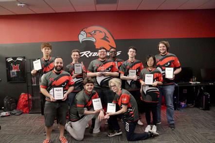 Miami University eSports team